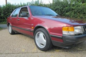 SAAB 9000 SE TURBO 16 - 1987 FLATFRONT WITH ONLY 12,500 MILES