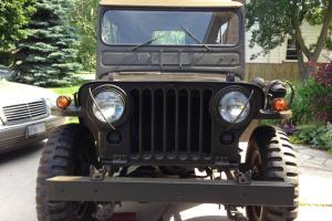 Willys : M38