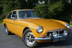 "1972 ""L"" MGB GT 1.8 MK3 Manual Photo"