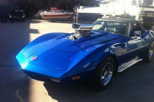 Chevrolet Corvette Convertible Stingray 1973 in Southport, QLD