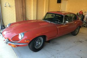 Jaguar E Type 4 2 1970 2D Coupe 3 SP Automatic 4 2L 2 Carb