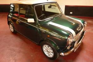 MINI COOPER 2001 - COVERED ONLY 46 MILES FROM NEW - MUST BE THE LOWEST MILEAGE ! Photo
