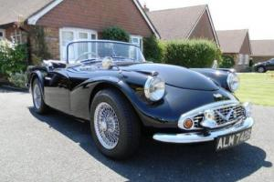 1964 Daimler SP250 Dart 'Police Car' Photo