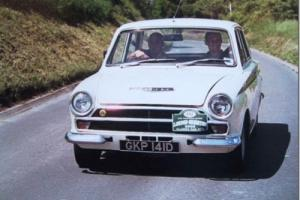 1966 Ford Lotus Cortina Mk.I