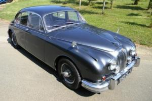 1961 Jaguar Mk. II Saloon (3.4 litre) Photo