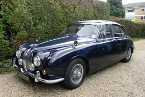 1968 Jaguar Mk. II 340 Saloon Photo