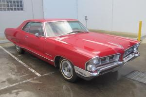 1965 Pontiac Grand Prix 2 Door Hardtop 389V8 Auto P Steering P Brakes AIR Cond in Cheltenham, VIC