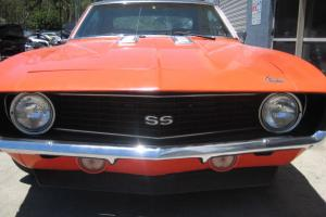 Chevrolet Camaro SS 1969 in Southport, QLD for Sale