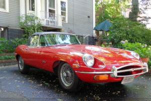 Jaguar E-Type OTS Photo