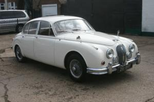 Jaguar MK II 3.8 manual o/d
