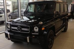 Mercedes-Benz : G-Class Wagon 4-door