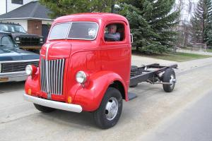 Ford : Other Pickups Cab Over Engine