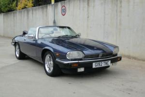 Jaguar XJS-HE-Convertible