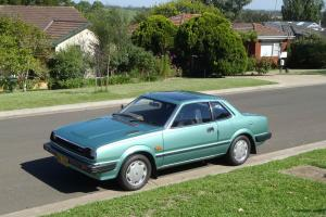 Honda Prelude 1980 2D Coupe 5 SP Manual 1 6L Carb in Camden South, NSW