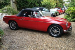 MGB 1860cc Twin SU Carbs Roadster Sports Convertible 1971 Manual/Overdrive