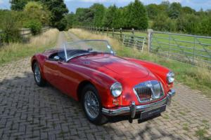 1961 MGA 1600 Mk.II Roadster Photo