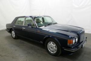 CLASSIC 1992 BENTLEY MULSANNE TURBO R AUTO BENTLEY SERVICE HISTORY FINANCE PX