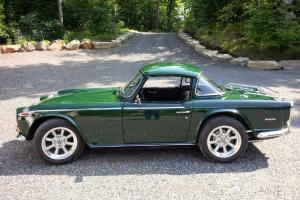 Triumph : Other TR250 with Surrey Top