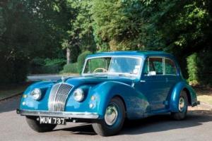 1952 AC Two Litre Saloon Photo