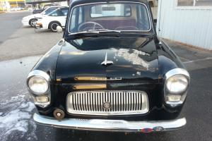 Ford Prefect Sedan suit Hotrod, Restoration