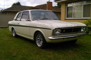 Ford Cortina MK2 Lotus Twin CAM