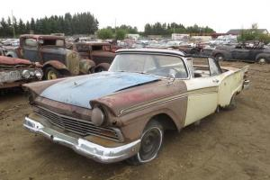 Ford : Other Sunliner Convertible