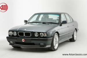 BMW E34 M5 LE UK Limited Edition 6 Speed