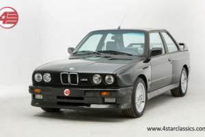 FOR SALE: BMW E30 M3
