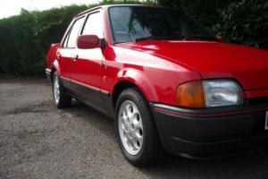 FORD ORION 1.6i Ghia