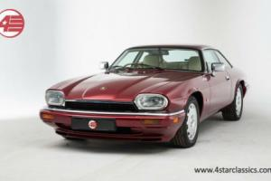 Jaguar XJS Celebration Photo