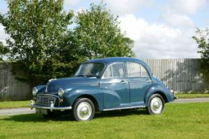 1968 MORRIS MINOR 1000 LAST OWNER FOR 21 YEARS. 12 MONTHS MOT