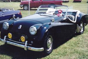 Triumph : Other convertible with hard top