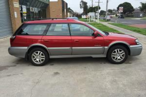 Subaru Outback 2002 4D Wagon 4 SP Automatic 2 5L Multi Point F INJ 5 Seats in Keysborough, VIC