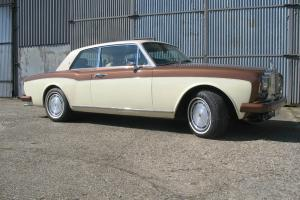 ROLLS ROYCE CORNICHE for Silver Shadow Money- 1979 Lovely - 4th Built Read Below  Photo