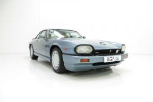 An Astonishing Jaguar Sport XJR-S 6.0 Litre with One Owner and 69,078 Miles.