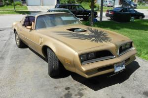 Pontiac : Trans Am Photo