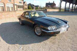 JAGUAR XJS V12 CABRIOLET (CONVERSION) 2+2 AUTO 1989 PX RARE STUNNING Photo