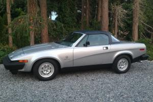 Triumph : Other Convertible 2-Door, Factory Fuel Injected V8