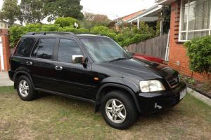 Honda CRV 4x4 Sport 2000 4D Wagon 4 SP Automatic 4x4 2L Multi Point in Clayton South, VIC