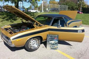 Plymouth : Barracuda