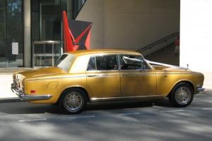 Rolls Royce Silver Shadow 1973 4D Saloon 3 SP Automatic 6 8L Twin Carb in Warners Bay, NSW
