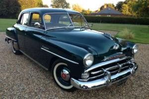 Plymouth Cambridge 1952, Rare,Restored Car in Concours Condition