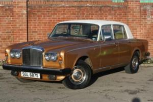 Bentley T Series T2 Saloon Automatic White Vinyl Roof PETROL AUTOMATIC 1977/S