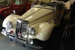 1960 MG TD Gentry Photo