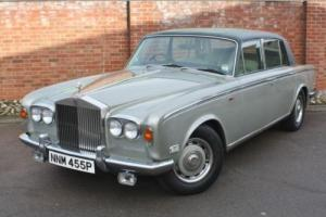 Rolls-Royce Silver Shadow 1 PETROL AUTOMATIC 1976/P Photo