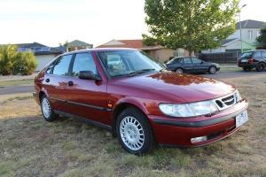 Saab 9 5 S 2000 4D Sedan 4 SP Automatic 2 0L Turbo Mpfi in Hoppers Crossing, VIC