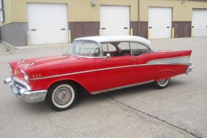 Chevrolet : Bel Air/150/210 2 door hard top