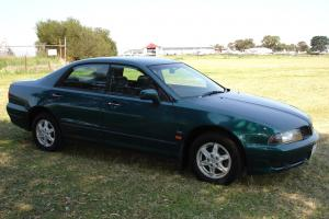 Mitsubishi Magna Advance 2003 4D SP Auto Sports MOD 3 5LITRE in Mentone, VIC