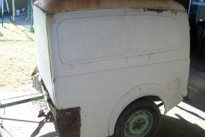 Morris Minor UTE VAN Back Trailer Adelaide Unregistered in Redwood Park, SA