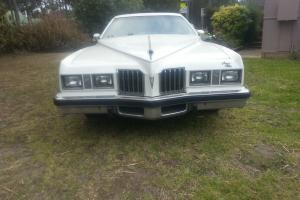 1977 Pontiac Grand Prix V8 Auto Excellent Cond MAY Swap in Nowra, NSW